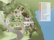 敷地内マップ