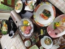 5000円会席料理