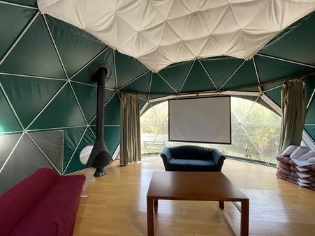 Dome Glamp Nakadaki