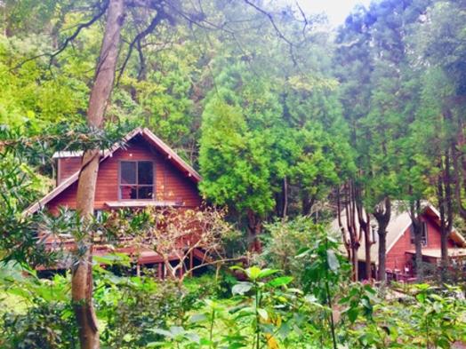 8名〜20名 森のプライベートガーデン グランピングロッジB