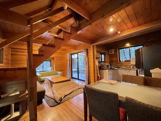6名〜10名 森のキャビン-X   Deep Forest cabin & G-style Camp