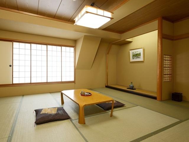 【最上階特別室】和室一例(1)