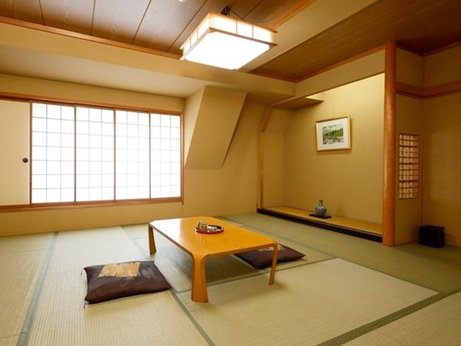 【最上階特別室】和室一例①