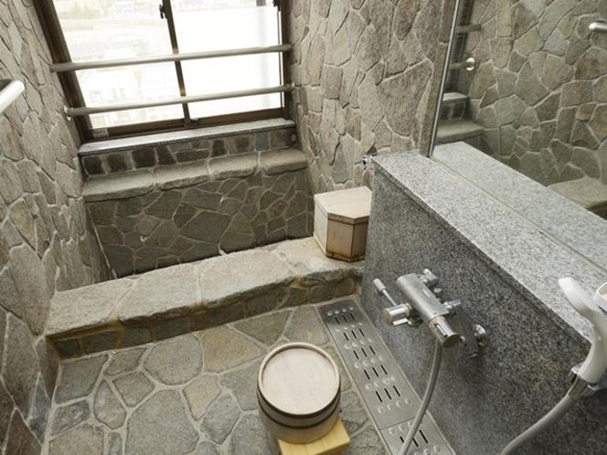【最上階特別室】浴室一例