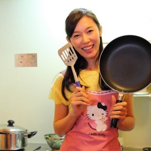 【自炊可能】全室にミニキッチン付き!