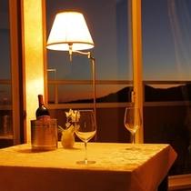 【レストラン】洋の別邸オーベルジーヌ