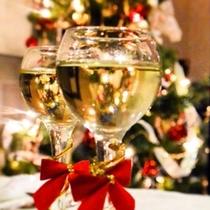 クリスマスはパルテールでフルコース