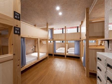 ドミトリールーム(10人部屋)
