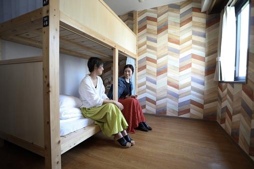 ドミトリールーム(8人部屋)