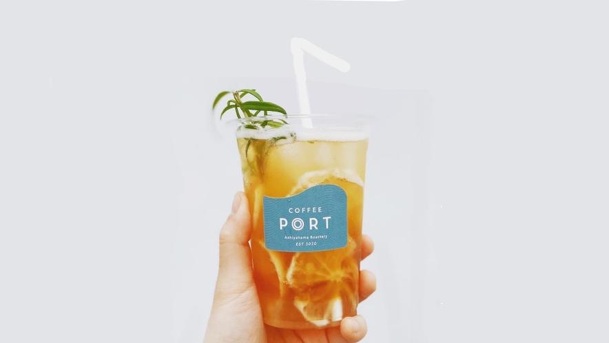 コーヒースタンドが、ホテルロビーに、スペシャルティコーヒーをご提供するコーヒースタンドがオープン!