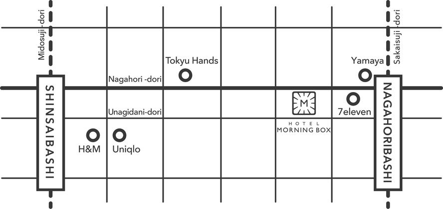【楽天トラベル登録・施設提供地図】※削除不可※