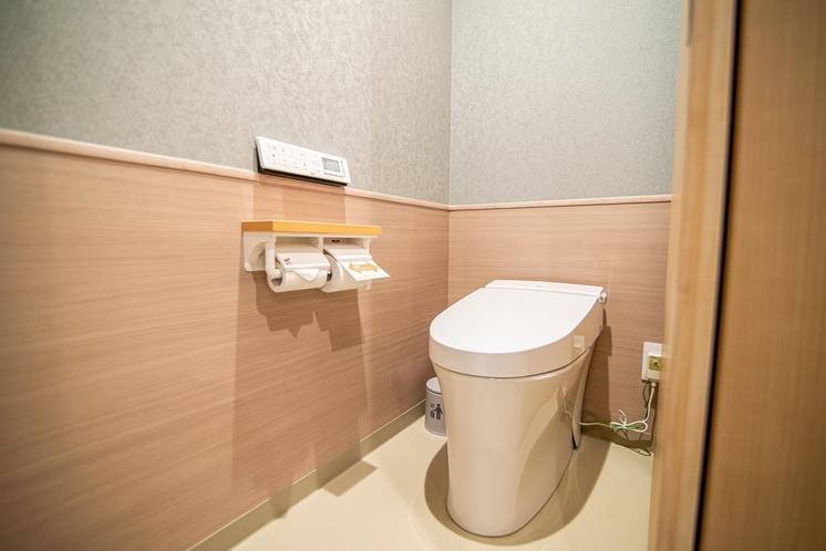 ウォシュレットトイレ(全フロアのトイレがウォシュレットです)