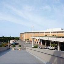 スカイブリッジ(アラモアナショッピングセンターとの連絡橋)