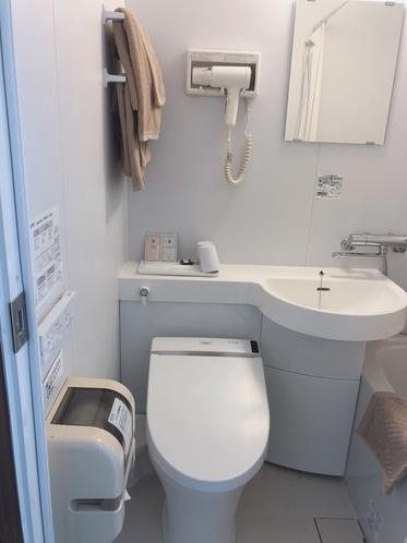 ダブルバスルーム