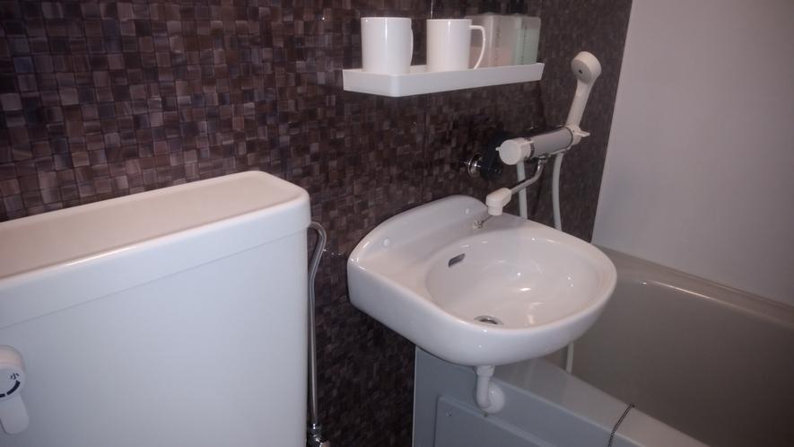 ユニットバストイレ(例)