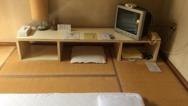 部屋はおまかせ6〜10畳のいずれかご利用、プラン閲覧必須