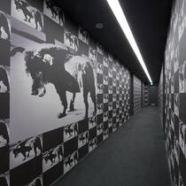 3F廊下テーマ「パリ」