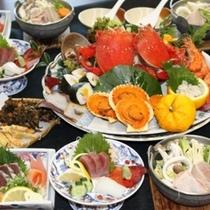 季節がわりの皿鉢料理