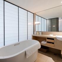 バスルーム(エグゼクティブコンフォートキングルーム)