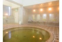 男女別大浴場(24間入浴可能)