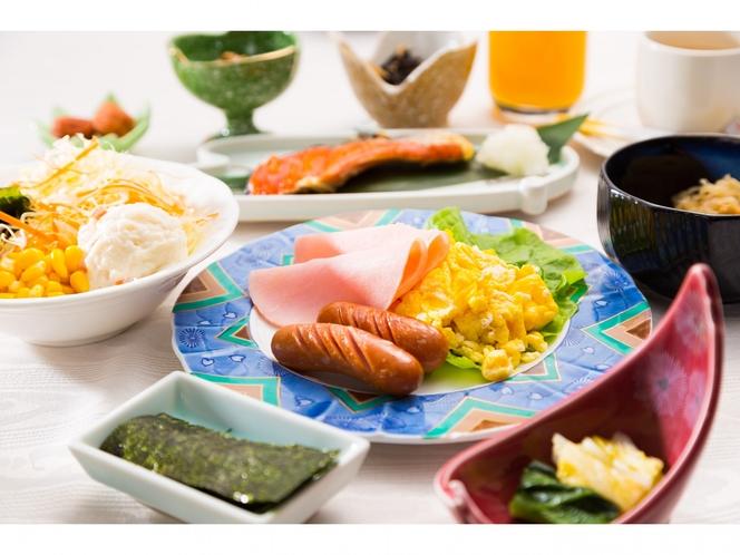 朝食 洋食メニュー