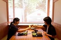 ≪食事風景≫
