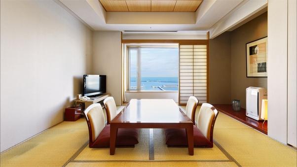 和室【10畳】<海側>【7階】