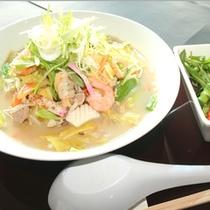 【レストラン一品料理】九州ならではの「ちゃんぽん」もございます