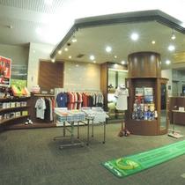 *【ゴルフショップ】ゴルフ用品を多数取り揃えております