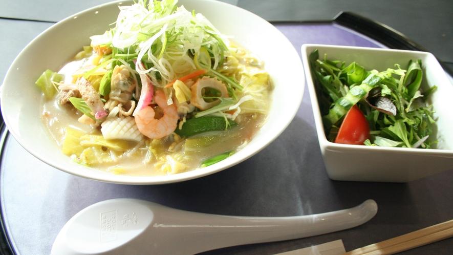 *【レストラン一品料理】九州ならではの「ちゃんぽん」もございます