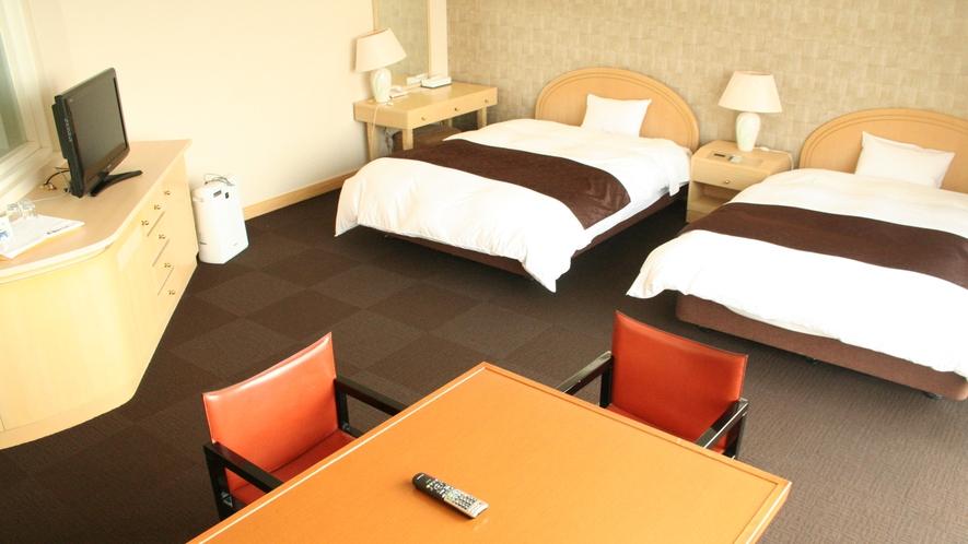 *【スタンダード客室一例】加湿器を完備。快適な空間造りに配慮しております