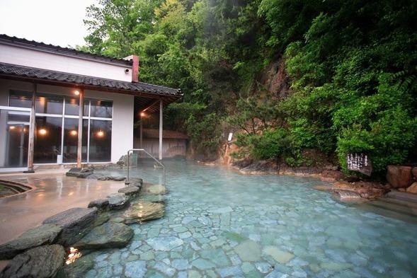 丹後・季節の創作会席と源泉掛け流し天然温泉の旅(一泊二食付)