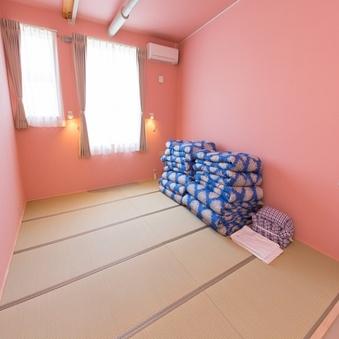 ドミトリールーム和室