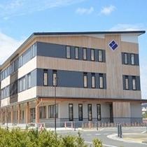 2015年5月、紫波町役場がオガールエリアへ移設されました!