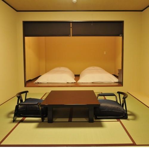 スタンダード寝室スペース
