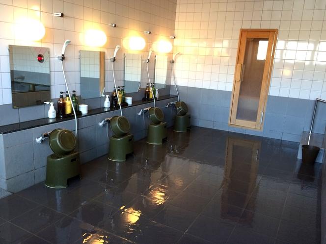 1階大浴場①
