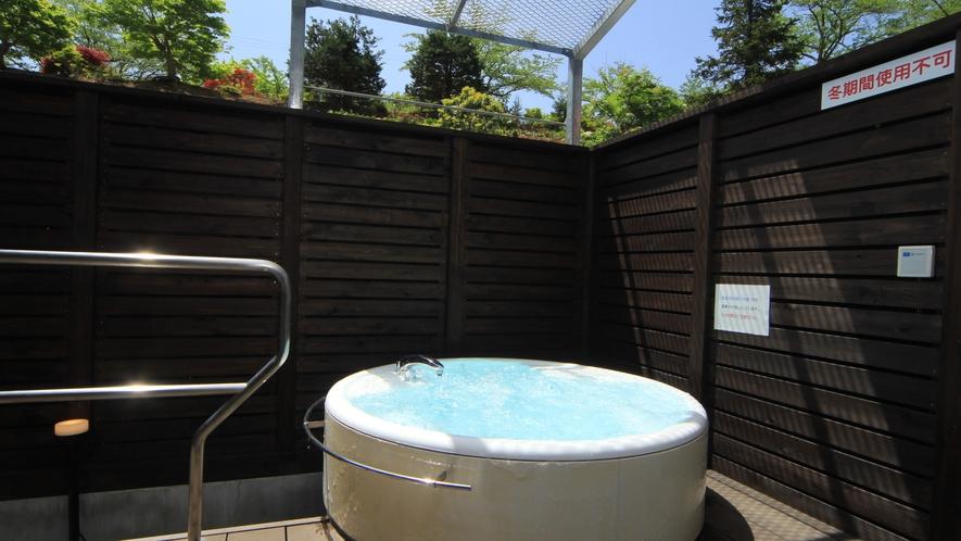 ◆【ジャグジー風呂】貸切で利用でき、いやしのバスタイムをお過ごし頂けます。