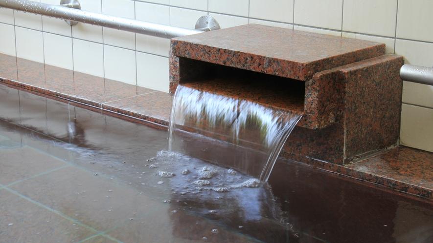 ◆【温泉】天然温泉100%源泉かけ流しの本物の温泉をお楽しみ頂けます。