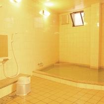 【男性用浴場】手足を伸ばしてのんびりリラックス♪