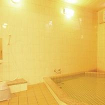 【男性用浴場】お風呂に入って旅の疲れを癒してください