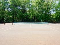 テニスコート ※シーズンのみ営業