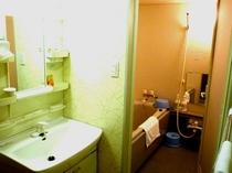 和室 洗面&お風呂