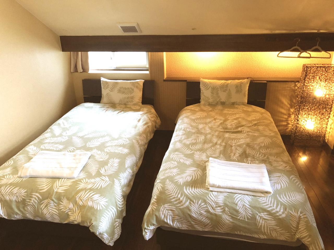 【3F】ベッドルーム3 ツインツインベッド