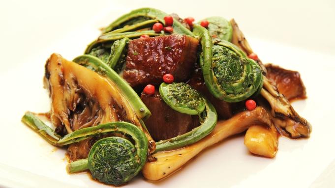 【メイン料理が選べる!】岩手和牛・すっぽん・キンキンの中からお好みをチョイス!山里料理とともに