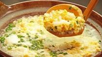 すっぽんの雑炊◆旨味が凝縮された味わい深い一品