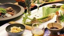 お料理一例◆都会では決して味わえない本物の山の味をご堪能ください
