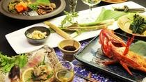 お料理一例◆キンキンの姿焼きコース