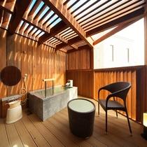 露天風呂付き客室7