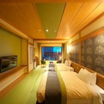 露天風呂付き客室3