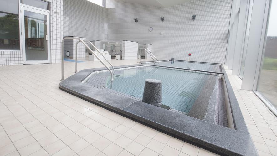 *【大浴場】サウナ室も完備しております。